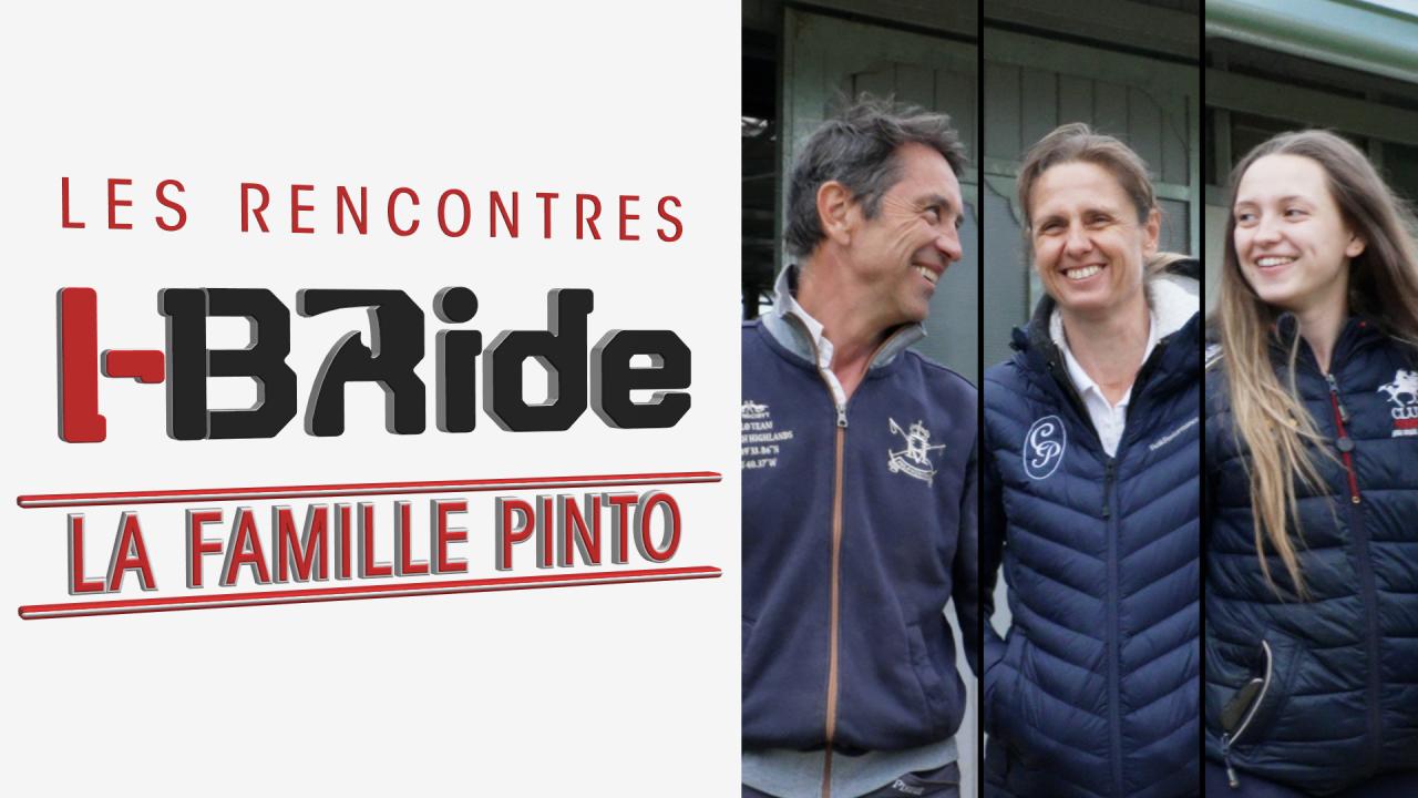 Rencontre avec la famille Pinto I-Bride